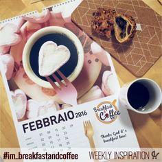 Una nuova Weekly inspiration dedicata alla pausa caffè