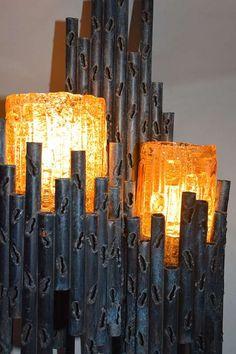 Brutalist Marcello Fantoni Murano Gothic 3 Lampen Set Lampadario Chandelier Brutalismus Design Architecture, € 2.800,- (9020 Klagenfurt) - willhaben Gothic 3, Klagenfurt, Brutalist, Architecture Design, Chandelier, Ceiling Lights, Lighting, Home Decor, Chandelier Ideas