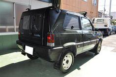 1992y FIAT PANDA 4×4 SISLEY green
