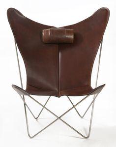 KS Chair Fladdermusfåtöljen från OX Denmarq hos ConfidentLiving.se
