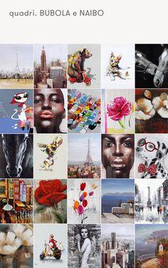 quadri. BUBOLA e NAIBO - via @Curator
