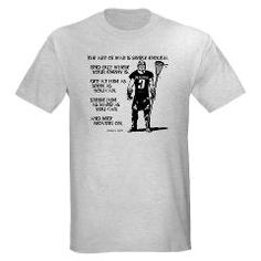 Lacrosse USG Quote 2 Light T-Shirt < Lacrosse USG Quote 2 < Lacrosse Defense < YouGotThat Lacrosse Awesomeness