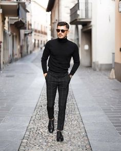 7 Stylish Outfit For 2020 .Feat (Alex Costa, One Dapper Street) Winter Outfits Men, Stylish Mens Outfits, Casual Summer Outfits, Most Stylish Men, Classy Outfits, Fall Outfits, Black Outfit Men, Formal Men Outfit, Black Outfits For Guys