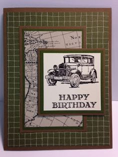 My Creative Corner!: A Guy Greetings Birthday Card