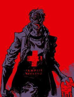 Skinner Sweet - American Vampire - Artyom Trakhanov