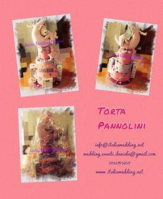 Torta Pannolini..