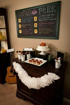 I want a friends theme party!