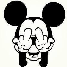 Mejores 83 im genes de miki en pinterest mice mickey - Dessin mickey swag ...