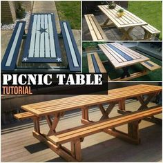 Dallas Cowboys Picnic Table With Built In Drink Cooler My Projects - Dallas cowboys picnic table