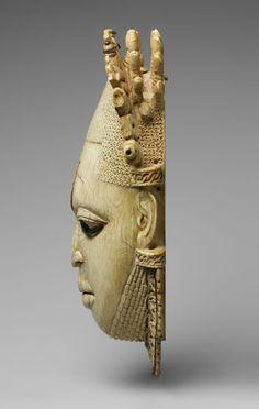 Iyoba - Masque de la reine Idia