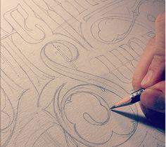 Thiago Bellotti [fantastic article about the art of hand-lettering   smashingmagazine.com]
