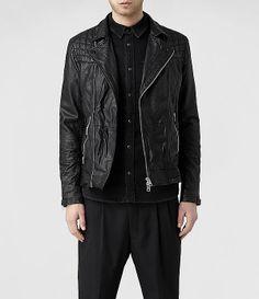 AllSaints Kushiro Biker Jacket