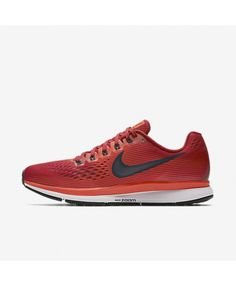 f6513dc8a718a Nike Air Zoom Pegasus 34 Gym Red Total Crimson Dark Team Red Armory Navy  880555-