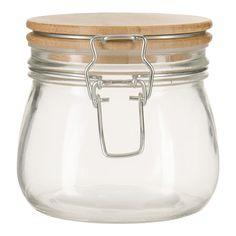 hermet canister glass sml