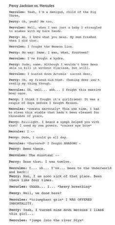 Resultado de imagen para annabeth hermione talk