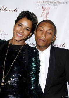 Helen Lasichanh and her husband, Pharrell