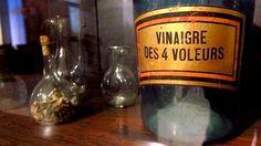 Taramana: Vinaigre des quatre voleurs