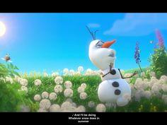 Olaf alots!! Oopsy