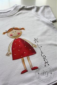 LGhodvab / detské tričko s menom