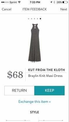 Bridal Shower dress idea! Love how flattering this looks!