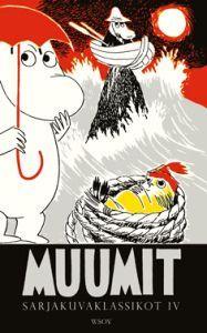 Muumit - Sarjakuvaklassikot 4 (17,90e)