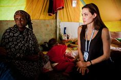 Celebrities and Africa. Find out which celebrities are making a real difference in Africa. Angelina Jolie, Brad Pitt, Matt Damon, Bono, Ben Affleck, Bill Gates and others have all set up foundations that donate huge sums of money to various programs in Africa. Discover what African celebrities are doing to help those in need back home. And find out what Hollywood starts are UN Goodwill Ambassadors with a focus on Africa.
