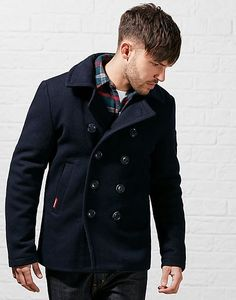 ARKMENS new season picks include the new Superdry Rookie Peacoat Barcos  Abandonados 1870c49ca7aa