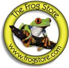 The Frog Store: Frog Gifts, collectibles, jewelry, frog birthday party merchandise, stuffed and plastic frog toys, Peace Frogs products, frog bathroom stuff and frog shower curtains, statues and figurines.