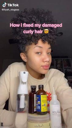 Curly Hair Routine, Curly Hair Tips, Curly Hair Care, Curly Hair Styles, 3b Hair, Thick Curly Hair, Natural Hair Growth Tips, Natural Hair Tutorials, Natural Hair Styles