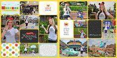 Becky Higgins Project Life app and digital creative team inspiration June 2016