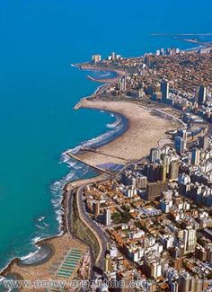 mar del plata, argentina - i just spent a few day there. Almost all of my childhood holidays have been spent there....I love it!