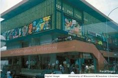 Pasar dan Bioskop Bogor Theatre 1980 Bogor, Theatre, Dan, Theatres, Theater
