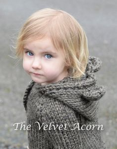Listing for KNITTING PATTERN ONLY of The Bladyn Bear Sweater. This sweater is handcrafted and designed with comfort and warmth in mind…Perfect accessory for all seasons. All patterns are american english written instructions in standard US standard terms. **Sizes included 2, 3/4,
