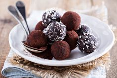 Lean truffles recipe from Jamie Oliver