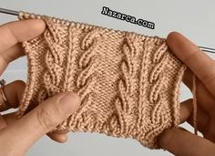 Knitting Videos, Fingerless Gloves, Arm Warmers, Knitting Patterns, Crochet, Crafts, Style, Fashion, Knitting And Crocheting