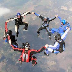 sky diving san francisco - Google Search