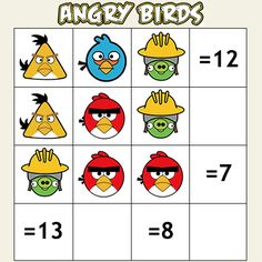 Un juego de lógica, razonamiento y cálculo #gimnasiamental | Fejtörő ...