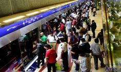 Dubai Metro And Tram Record Zero Crime…