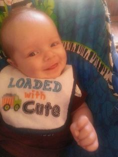 Support Corey as the Cutest Baby October 2015 and help them win cash prizes.