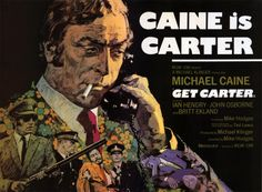 Michael Caine in another classic gangster pic