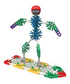 Take a look at this Extreme Sports Building Set by K'NEX on #zulily today!