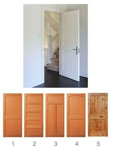 Amazing Tips: Tiny Bedroom Remodeling spare bedroom remodel shelves.Chic Bedroom Remodel bedroom remodel how to build.Basement Bedroom Remodel Tips. Doors Interior, Craftsman Interior, Home Remodeling, Home Diy, Shaker Style Interior Doors, Small Bedroom Remodel, Diy Door, Remodel Bedroom, Shaker Style