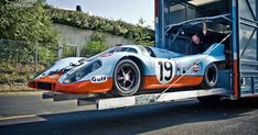 Porsche automobile - good image