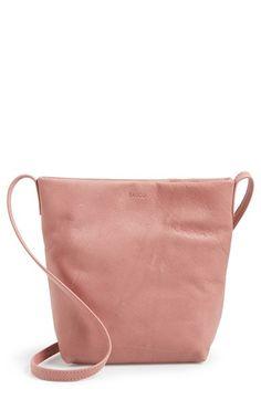 Baggu® Leather Crossbody Bag | Nordstrom