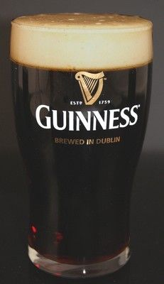 Fake Food Guinness Pint