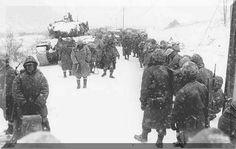 US Marines- Battle of Chosin Reservoir, Korea