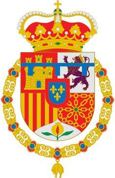 Escudo del Príncipe de Asturias.