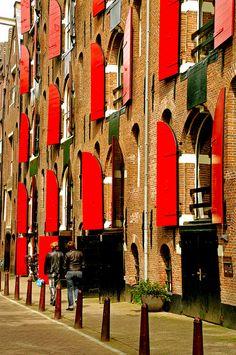 'Pakhuizen' @ De Jordaan. Amsterdam