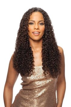 Saga Indian Remy Wet and Wavy Long Deep #Remi #Weave