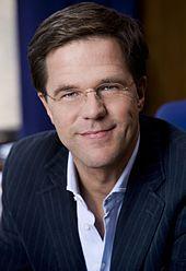 Mark Rutte – Wikipedia